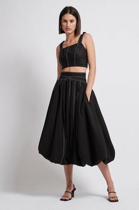 Aje Quietude Bubble Skirt