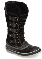 Sorel Women's Joan Of Arctic Genuine Shearling Waterproof Boot