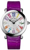 Franck Muller Ladies Color Dreams Ronde Watch with Alligator Strap