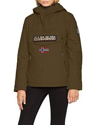 Napapijri Women's Rainforest Pocket Jacket (Black 041)