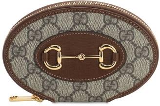 Gucci 1955 Horsebit Gg Supreme Wallet