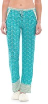 Catherine Malandrino Catherine Printed Pajama Pants (For Women)