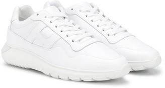 Hogan TEEN H371 low-top sneakers