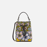 Furla Women's Stacy Mini Drawstring Bag - Multicolor