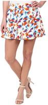 BCBGeneration Seamed A Line Skirt