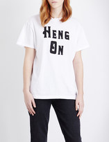 Noon Goons Heng On cotton-jersey t-shirt