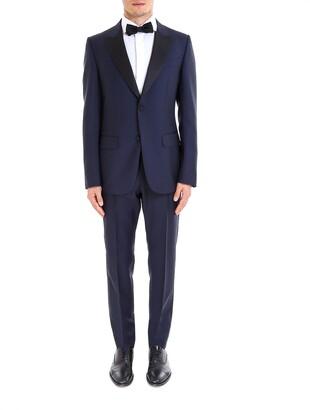 Gucci Mohair Blend Tuxedo