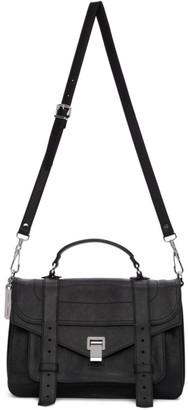 Proenza Schouler Black Medium PS1 Bag