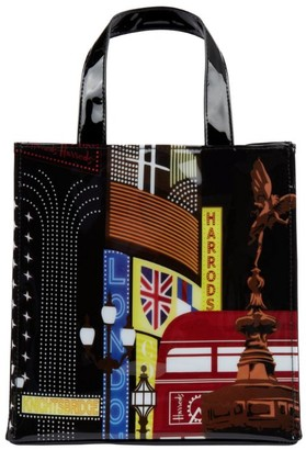 Harrods Small Piccadilly Shopper Bag