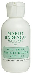 Mario Badescu Oil Free Moisturizer SPF-17 - 2 oz