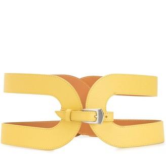 Maison Vaincourt Wide Waist Belt