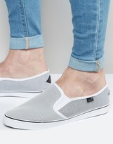 Rock & Religion Slip On Sneakers