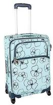 """Lotta Jansdotter 26"""" Spinner Checked Luggage - Bloomster"""