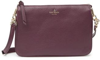 Kate Spade Madelyne Leather Crossbody Bag