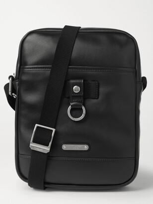 Saint Laurent Rivington Leather Messenger Bag