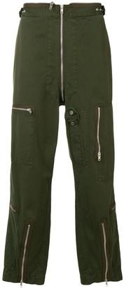 Maison Margiela Zipped Pocket Trousers