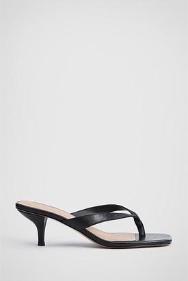 Witchery Lola Leather Heel
