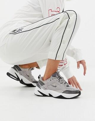 Nike Grey M2K Tekno Sneakers