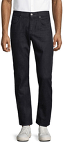 7 For All Mankind Straight Leg Clean Pocket Jeans