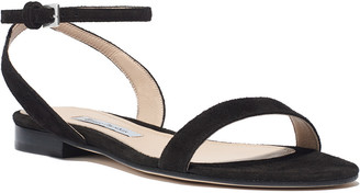 Emme Parsons One Suede Sandal