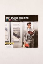 Urban Outfitters 2017 Hot Dudes Reading Wall Calendar