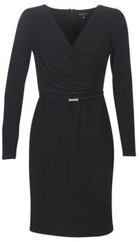 Lauren Ralph Lauren ALEXIE women's Dress in Black