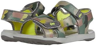 See Kai Run Kids Jetty III (Little Kid/Big Kid) (Camo) Boy's Shoes