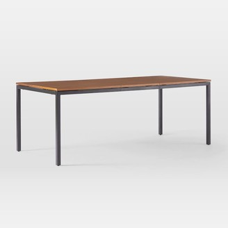 west elm Frame Expandable Dining Table - Walnut