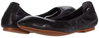Tory Burch Eddie Ballet (Perfect Black) Women's Shoes
