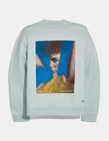 Coach X Richard Bernstein Sweatshirt With Michael J. Fox