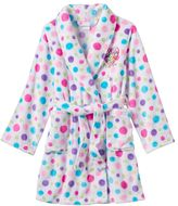 Girls 4-12 Shopkins Dot Bath Robe