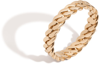 AUrate New York Love Me Knot Ring