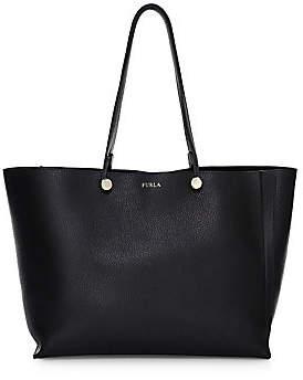 Furla Women's Medium Eden Leather Tote Bag