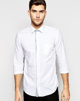 BOSS ORANGE By Hugo Boss Oxford Shirt in Slim Fit