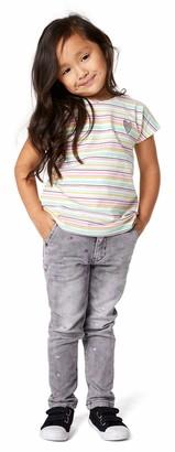 Noppies Girl's G Denim Pants Jog Pawling AOP Jeans