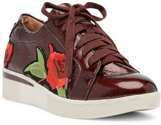 Gentle Souls by Kenneth Cole Haddie Leather Rose Sneaker