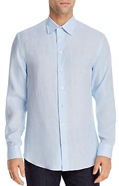 Giorgio Armani Emporio Linen Sport Shirt