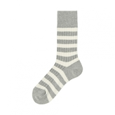 Uniqlo MEN Rib Striped Socks