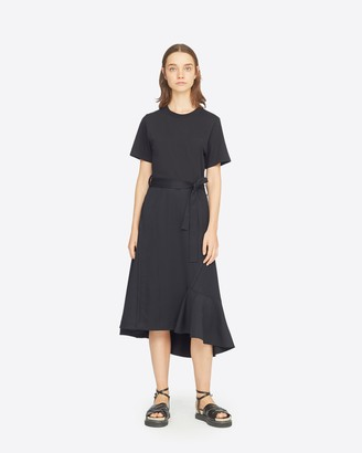 3.1 Phillip Lim Wool T-Shirt Dress