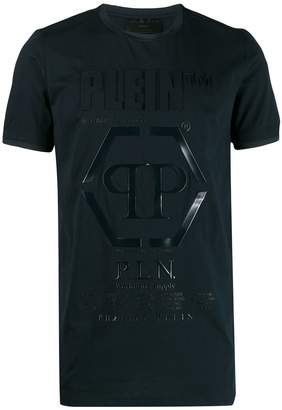 Philipp Plein Statement SS printed T-shirt