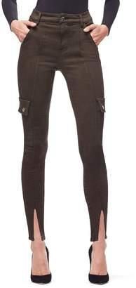 Ga Final Good Legs Cargo Jeans - Olive003