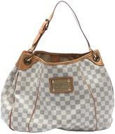 Louis Vuitton Galliera White Cloth Handbags