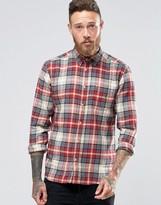 Wrangler One Pocket Check Shirt