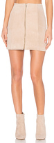 Capulet Stella Mini Skirt in Pink. - size S (also in )
