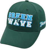 Top of the World Tulane Green Wave Adjustable Cap
