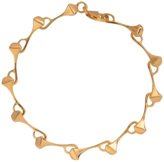 Cristina Cipolli Jewellery Amazon Small Bracelet Gold