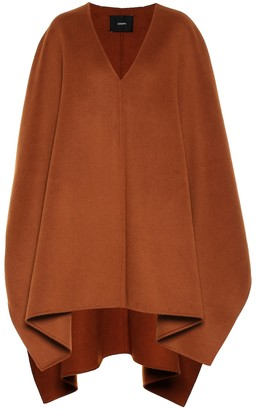 Joseph Ciela wool and cashmere poncho