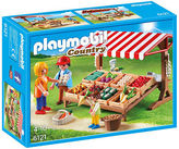 Playmobil NEW Country Life Farmer Market