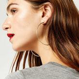 Warehouse Large Hoop Earrings