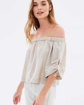 MinkPink Natural Wonder Top